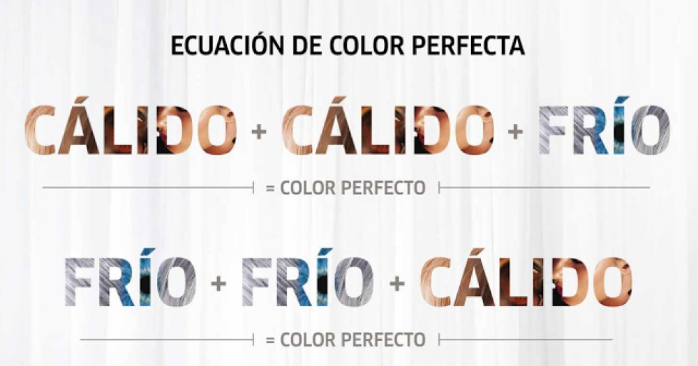 ecuación perfecta de color de Wella