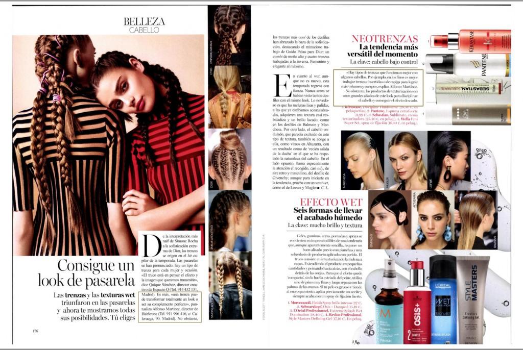 Hairkrone y Vogue
