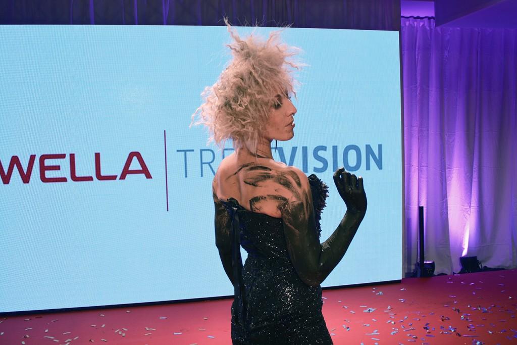 Modelo Hairkrone para Trendvision España 2016