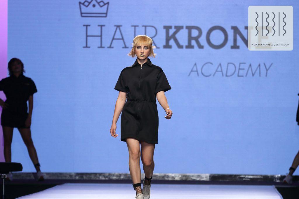 Haikrone Academy en el show de Wella Professionals