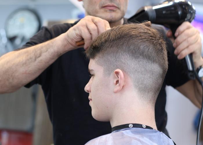 cursos barbería marid