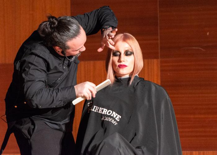 peluquería moderna madrid